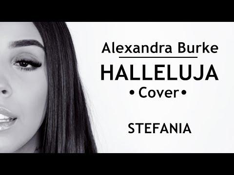 Alexandra Burke - Halleluja | STEFANIA Cover