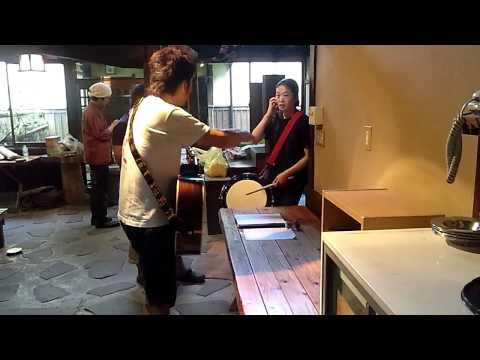 進藤久明、黒川温泉とコラボする。リハver.
