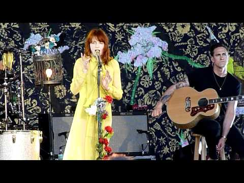 Florence & the Machine - Hurricane Drunk - Indianapolis - 7/4/11