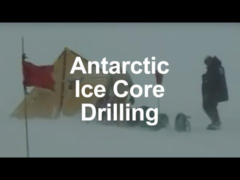 Antarctic Ice Core Drilling