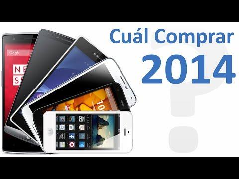 Mejores Teléfonos Móviles 2014 ¿cuál celular comprar? (en Español)