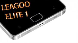 Leagoo Elite 1 - Распаковка и быстрый обзор