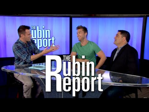 Lance Bass, Dave Rubin, Cenk Uygur Discuss Jason Collins Coming Out and More | The Rubin Report