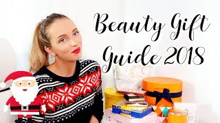 BEST BEAUTY GIFTS CHRISTMAS 2018 | PAULA HOLMES