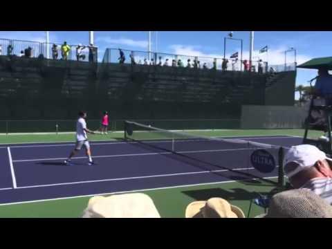 ATP Indian Wells 2015: Ernests Gulbis