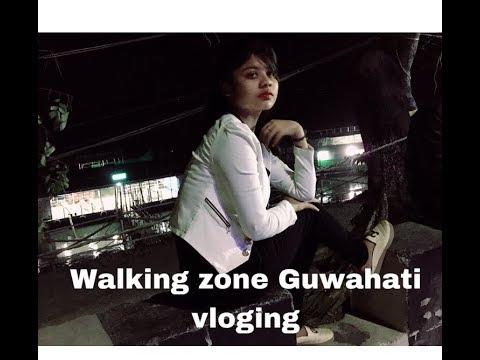 Guwahati Walking zone || sunday || by ft Roshan thumbnail