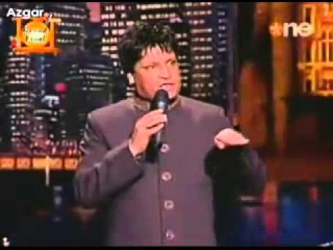 Umar Sharif In India Don Saab Of Comedy & Laughter video