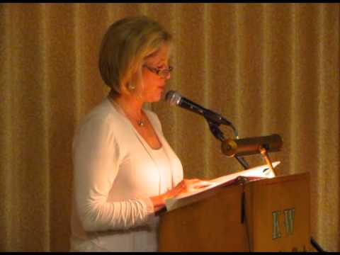 May 2014 AGM Speaker - Donna Marie Pye