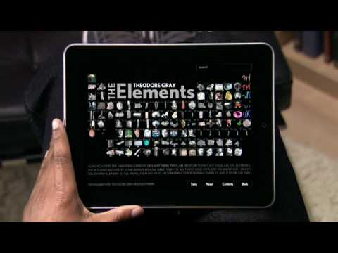 Apple iPad Guided Tour: The Elements