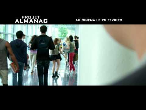 Projet Almanac - Bande Annonce VF