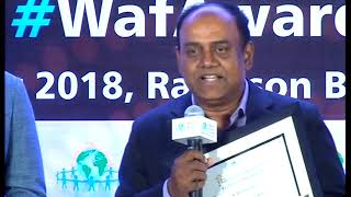 S Punnaivanam, Hyundai Motor India wins the 2018 WAF Award for Best After Sales Head - PV Category