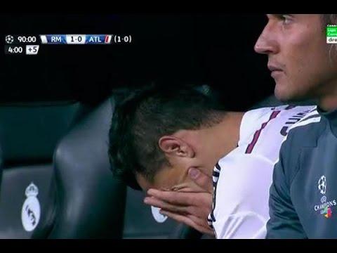 Gran ovación del Santiago Bernabéu a Javier 'Chicharito Hernández