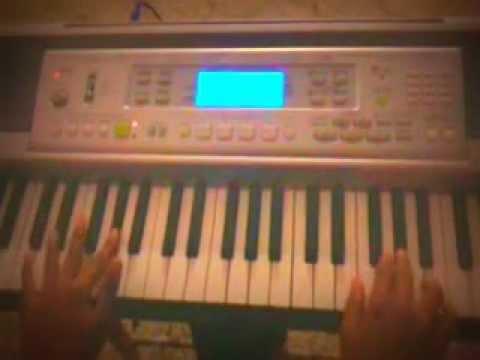Teri Hai Zameen Tera Aasman On Keyboard - Yash