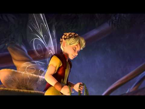 Tinkerbell And Terence On Pixie Dust Tree video