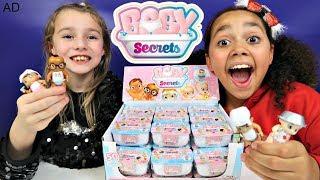 BABY Secrets Surprise Colour Change Blind Bag Dolls Toys AndMe.