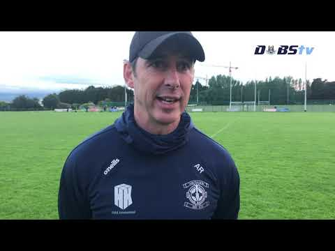 Ballyboden St Endas manager Anthony Rainbow speaks to Dubs TV after victory over St Vincents