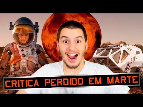 Critica Perdido Em Marte Com Spoilers