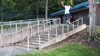 "Rough Cut: Ishod Wair's ""Be Free"" Part"