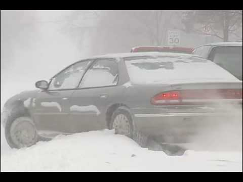 Dec 23rd, 2007 - Winter Storm in Duluth, MN