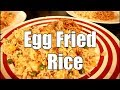 Egg Fried Rice With Chicken | Chef Ricardo Cooking