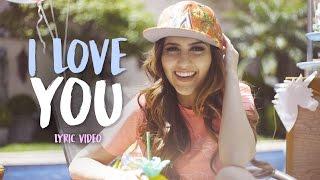 Sofia Oliveira I Love You Audio