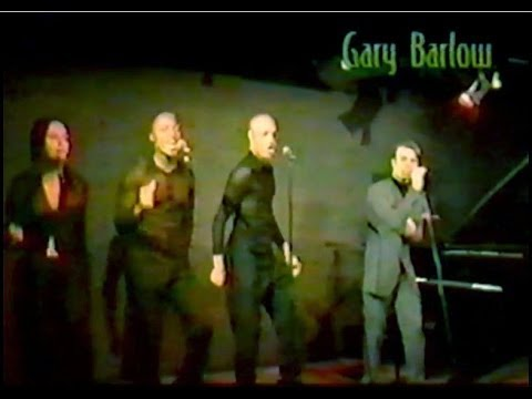 Gary Barlow - Interview And Performance In Finland (1997)