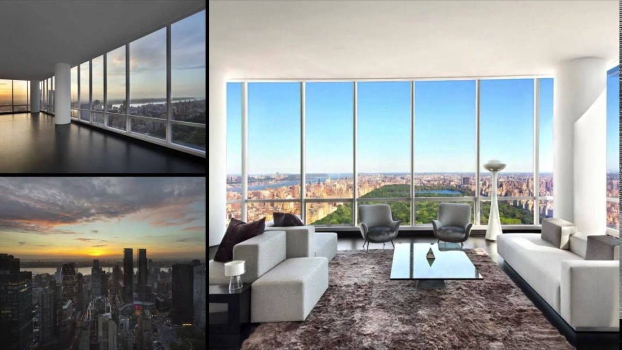 One 57 157 West 57 Street Nyc Condos For Sale By Sample Powers Display Youtube