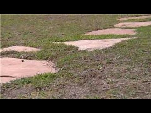 Home landscaping tips how to place stepping stones youtube How to landscape