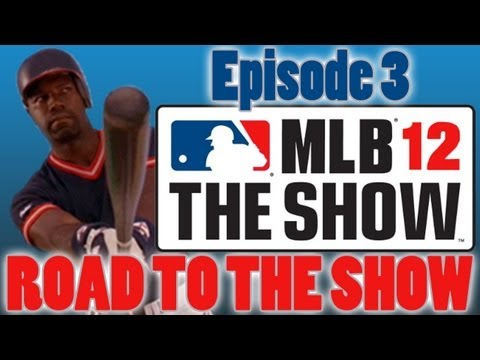 MLB 12 Road to the Show – Pedro Cerrano RttS Episode 3