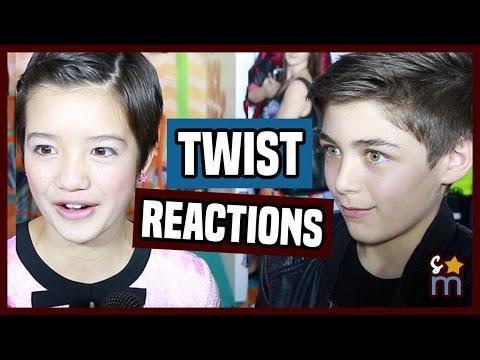 Disney's ANDI MACK Cast Reacts to Plot Twist - 2017 Kids' Choice Awards | Shine On Media Interview