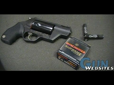Pocket Polymer .410 Shotgun .45 colt Revolver