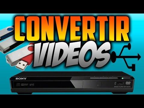Como Ver Videos o Peliculas| Por Medio De USB| En DvD| Con Entrada USB (100% Explicado)