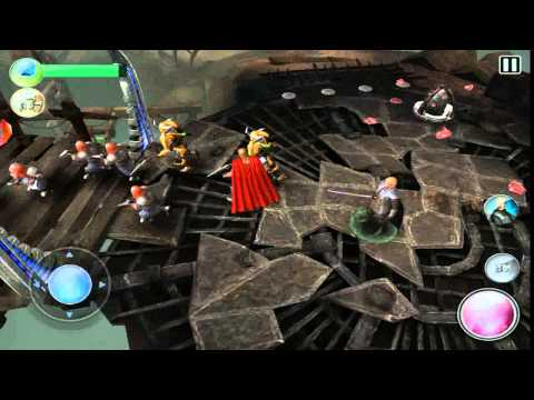 Thor, el mundo oscuro guia 3: android