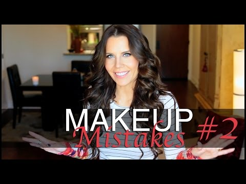 MAKEUP MISTAKES TO AVOID #2   Tip Tuesday #63