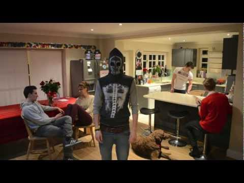 Harlem Shake (skeleton Man Edition) video