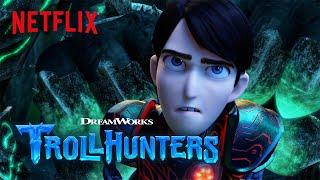 Star Trolls | Dreamworks Trollhunters - Part 2 | Netflix