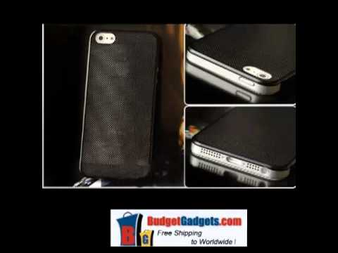 Hollow out iPhone 5 case