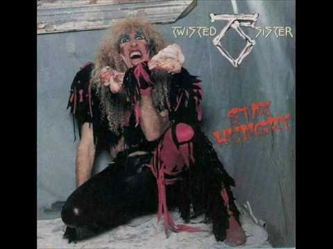 Twisted Sister- Burn In Hell