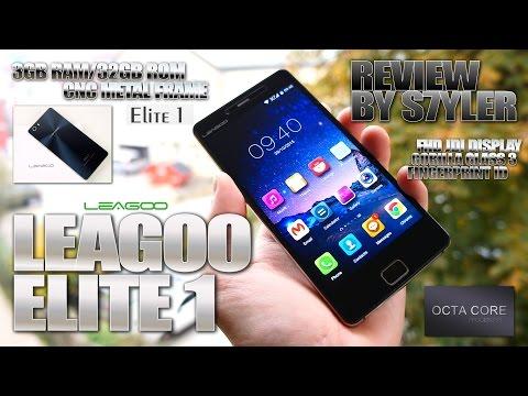 LEAGOO Elite 1 (Review) 5.0