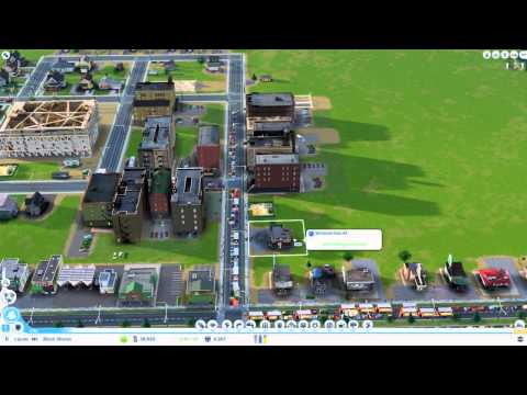 Sim City -003- Oil Well and Recovering From BOB!