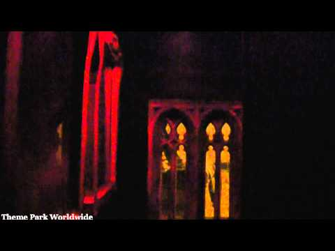 Horror Crypt Walkthrough POV - Blackpool Pleasure Beach
