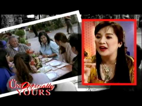 UNOFFICIALLY YOURS now on its 3rd week (Kris Aquino)