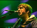 Oasis- The Masterplan-live [video]