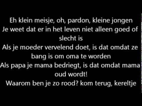 Stromae - Formidable (Dutch translation / Nederlandse vertaling) (Bad Quality)