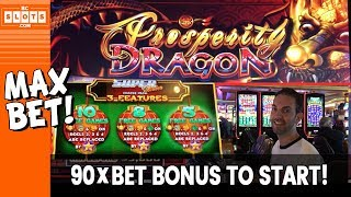 💥 90 ✖️ BET Bonus to Start! 💰 $1300 @ San Manuel Casino ✪ BCSlots (S. 4 • Ep. 1)