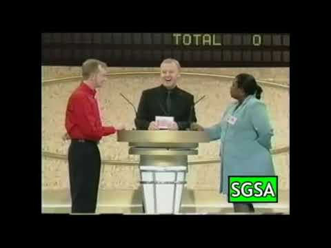 Funny Family Fortunes(British Family Feud) Moments