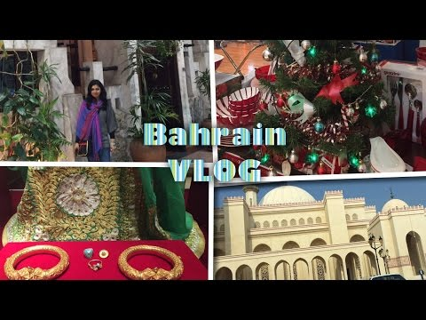 TRAVEL VLOG - BAHRAIN  PART -2 Seef Mall/Al Aali Mall/Arad Fort (EPISODE 17)