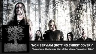 MOONSORROW - Non Serviam (Rotting Christ cover) (Audio)