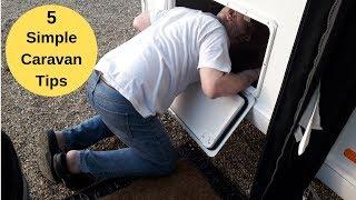 5 Simple Caravan Tips