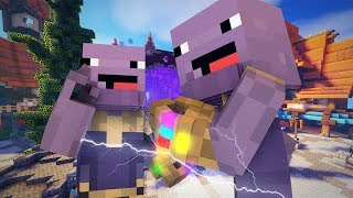 We Are In The Endgame Now | Play Hypixel With Us!